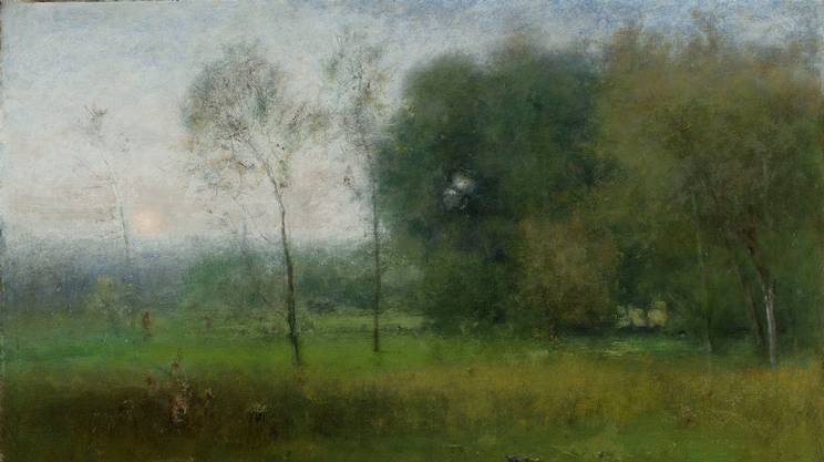 George Inness, New Jersey Landscape, 1891